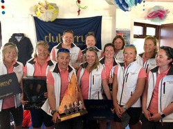J/112E Davanti Tyres wins women's regatta