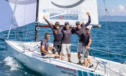 J/70 winners Italy circuit