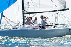 J/70 Helly Hansen Youth teams
