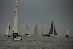 St Kilda Challenge starting line