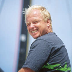 Ralf Steitz- director at Warrior Sailing