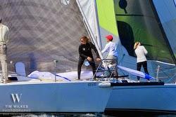 J/105 crew sailing in Toronto