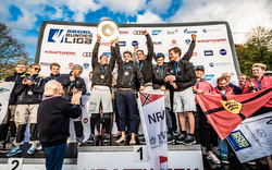 German J/70 Youth winners