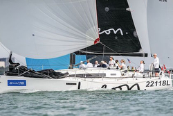 J/112E LEON wins IRC 4 Class at Cowes