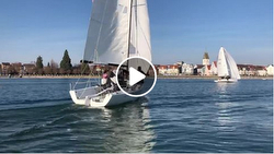 J/70 Women's German team training