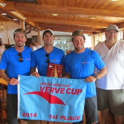 J/70 Heartbreaker- wins Chicago Verve