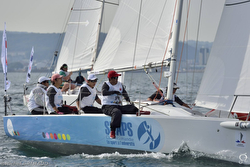 J/80 at World University Sailing Championship