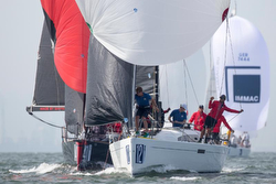 J/112E J-Lance 12 sailing World Offshore regatta