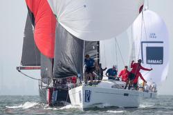 J/112E J-Lance 12 sailing World Offshore regatta