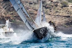J/120 sailing off Antigua