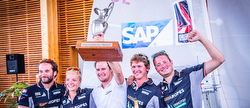 J/70 Austrian sailing team winners