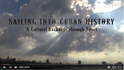 J/88 sailing into Cuban history