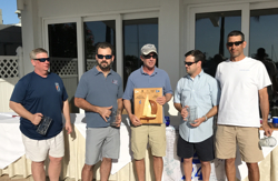 J/24 Team Tarheel- J/24 Midwinter Champions
