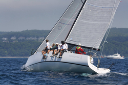 J/111 No Surprise- sailing Ugotta Regatta