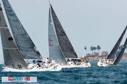J/120 cruiser racer sailboat- sailing San Diego