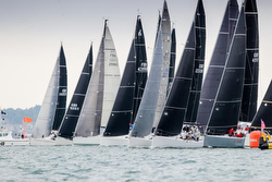 J/112E sailing IRC Europeans- winners