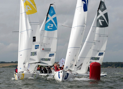 Danish J/70 sailing league