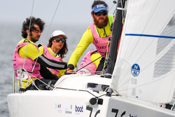 J/70 Europeans winner- Claudia Rossi