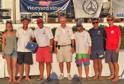 J/88 teams wins PHRF at YRA-LIS Championship