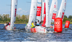 PEK: SPORT Wins Act VI- Russian J/70 Sailing League
