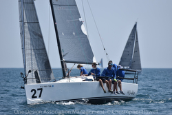 HIJINKS Wins J/88 North Americans