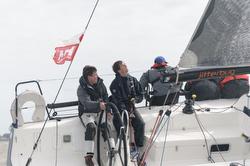 J/111 Jitterbug - Cornel Riklin sailing Warsash series