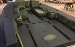 J/121 deck mold