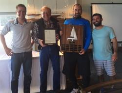 J70 Sportboat winners- Greenwald's Perseverance