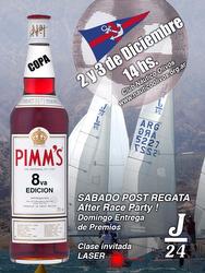 PIMM's J/24 regatta- Argentina