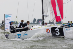 J/70 sailing Netherlands Sailing League