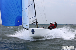 J/70 sailing J/Cup Regatta UK