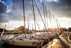 J/80 sailing fleet- Cyprus SailFirst.com
