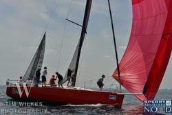 J/109 sailing Chicago NOOD regatta