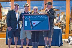 Bill and Mandi Hardesty win J/22 San Diego