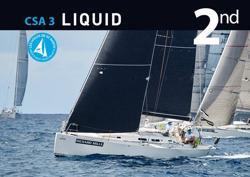 J/122 LIQUID- skippered by Pamala Baldwin from Antigua