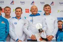 J/70 Russian winners from Sevastopol- Neptune