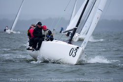 J/70 sailing Tampa winter series