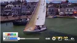 J/80 sailing Pornic Cup, France