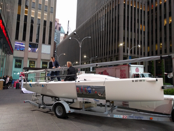 J/70 GetMyBoat.com on Fox News- Fox & Friends morning show