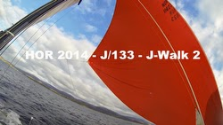 J/133 sailing off Norway