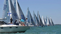 Welles Crowned 40th J/24 Midwinter Champion
