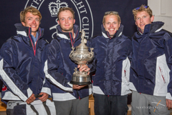 British J/70 Sailing League winners- Itchenor SC