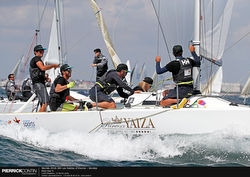 J/80 Princess Yaiza Hotel- wins Worlds