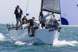 J/111 sailing Australia