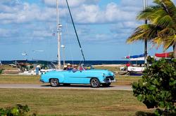 Havana race taxi