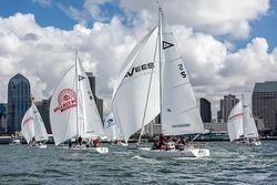 J/105 sailing Lipton Cup San Diego