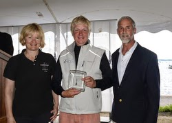 PHRF 1 winners- WILD CHILD- Louise Makin & Chris Jones