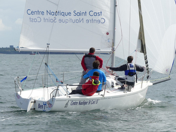 Bot Leads French J/80 Cup Series