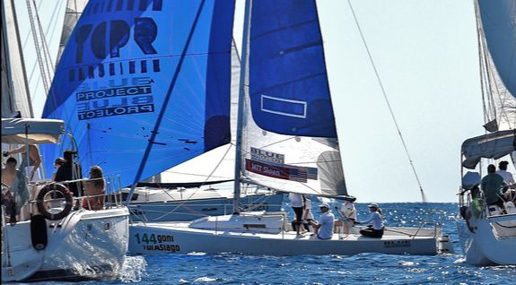 J/80 One Ocean at Yacht Club Costa Smeralda