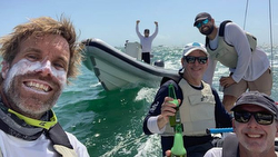 J/70 Relative Obscurity win Midwinters
